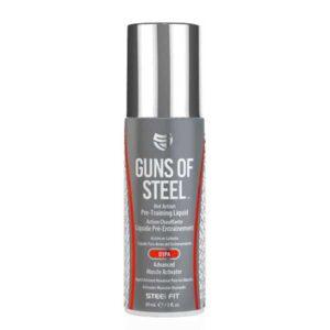 GUNS OF STEEL