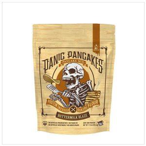 PANIC PANCAKE MIX <br> CHOCOLATE