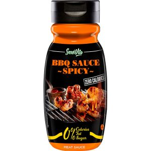 Barbecue Spicy