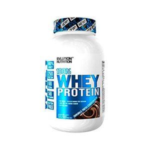 100% whey protein  2 libras EVL