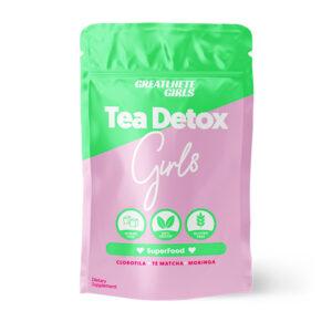 Tea Detox Gilrs – Menta Limón