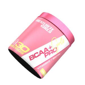 BCAA PRO Girls Vitamina c + Biotina |30 serv